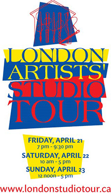 London Artists Studio Tour