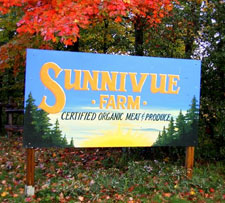 Sunnivue Farm: Certified Organic Meat and Produce, Ailsa Craig